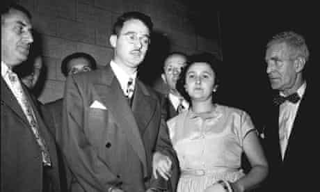 Julius and Ethel Rosenberg, 1951