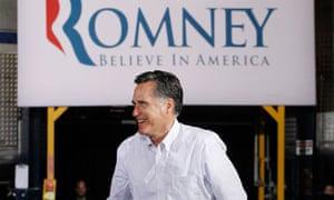 Mitt Romney in Orlando, Florida
