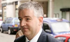 Graham Dudman, former managing editor of the Sun
