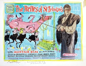 Ronald Searle: The Belles of St Trinian's by Ronald Searle