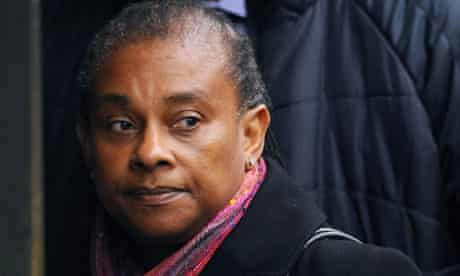 Doreen Lawrence, mother of Stephen Lawrence