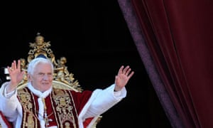 Benedict XVI Delivers His Christmas Day Message