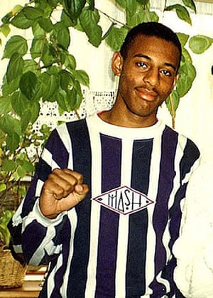Stephen Lawrence murder : Murdered teenager Stephen Lawrence