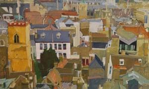 Ian Simpson Cambridge Roofs
