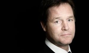 Nick Clegg - Gary Calton the Observer