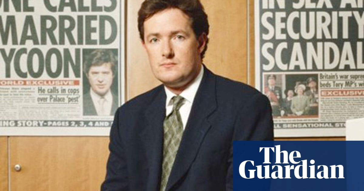 From the archive, 31 January 1994: Piers Morgan appointed