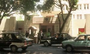 US embassy cairo