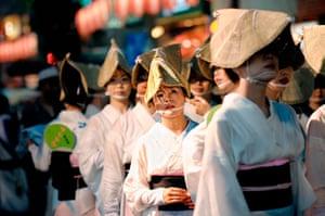 Tokyo Bloggers: Awa-odori