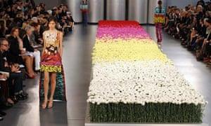 Mary Katrantzou Spring/Summer 2012 collection at London Fashion Week