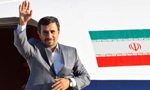 Ahmadinejad: Iran launches Spanish language TV