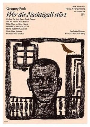 To Kill A Mockingbird: To Kill A Mockingbird lobby card