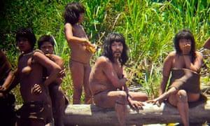Mashco-Piro family