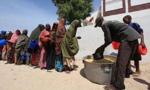 Somali food centre