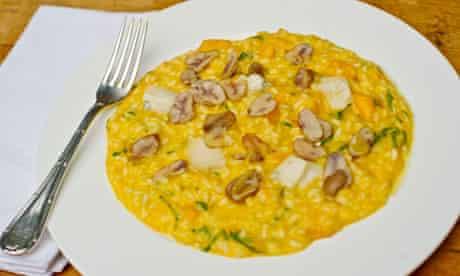 Angela Hartnett's pumpkin risotto