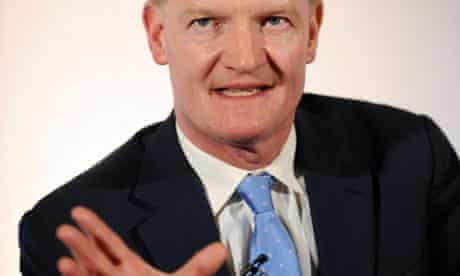 Science minister David Willetts