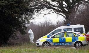 Police investigate Sandringham remains