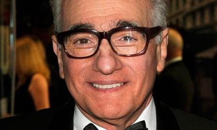 Martin Scorsese wins Bafta fellowship award