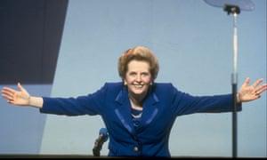 Margaret Thatcher 1990