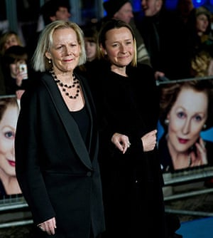 Iron Lady UK Premiere: Premiere of The Iron Lady in London