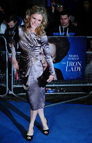 Iron Lady UK Premiere: Iron Lady premiere