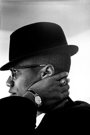 Eve Arnold dies: 1961 Malcolm X, Chicago