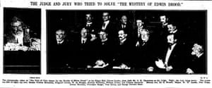 The jury at the trial