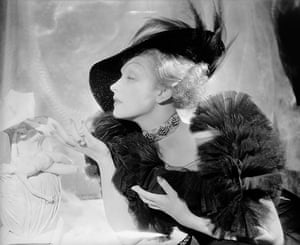 New York photography: Marlene Dietrich in New York, 1937 by Cecil Beaton