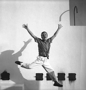New York photography: Truman Capote in Morocco, 1949 by Cecil Beaton