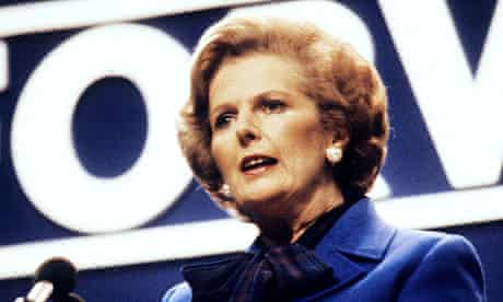 Margaret Thatcher Conservative Party Conference