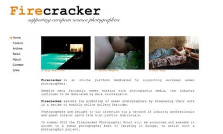 Firecracker screen grab