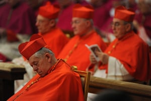 Epiphany: Cardinals follow the Eucharist for the Solemnity of Epiphany