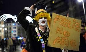 Spanish unemployment levels rise
