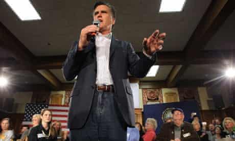 Mitt Romney new hampshire primary