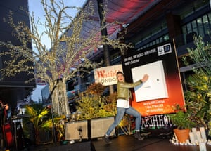 Week in music: Earth Hour 2012 launch
