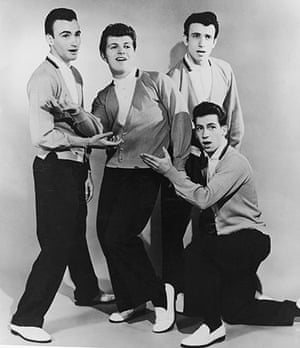 Week in music: FILE PHOTO: Dion and the Belmonts' Fred Milano Dies At 72