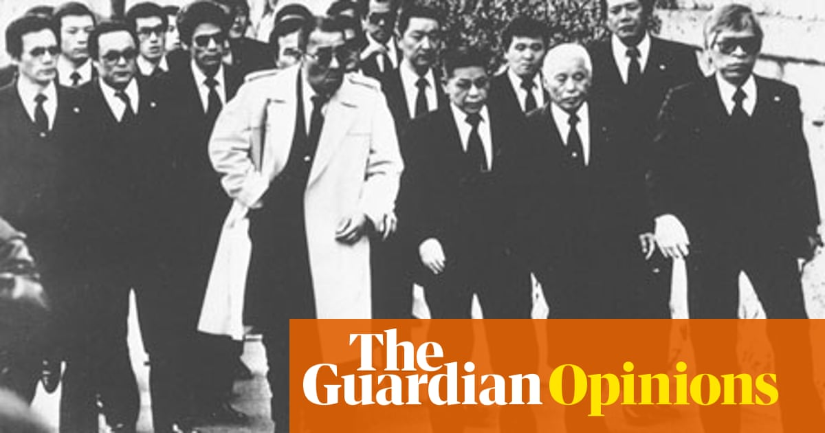 a26333be9ef Pushing the yakuza underground may make Japan less peaceful | Jake ...