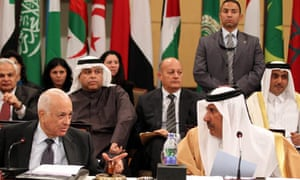 Arab League Foreign Ministers committee in Cairo