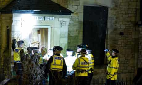 Arrests at Occupy Lancaster