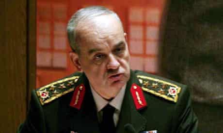 Turkey's former chief of staff İlker Başbuğ