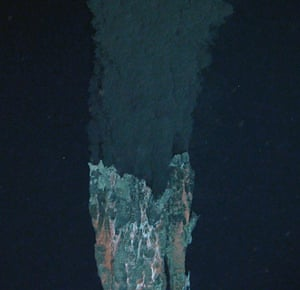 Deep-Sea Vents: in Cayman Trough area exploration brings to light new species