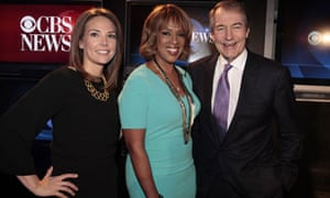CBS This Morning hosted by Erica Hill, Gayle King and Charlie Rose