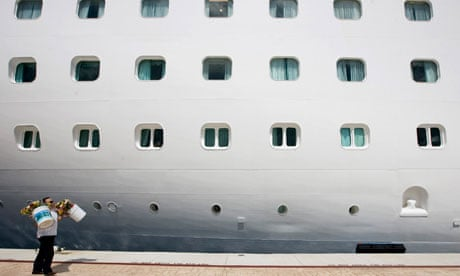 Cruise Ships Are A Floating Microcosm Of Our Global Economic Hierarchy