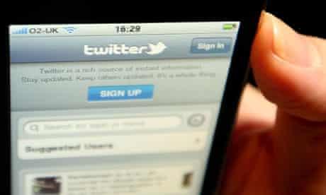 Police tweet advice