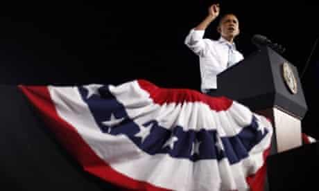 Barack Obama in Las Vegas