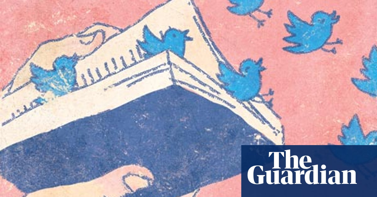 8ded7b6af3 Twitter fiction: 21 authors try their hand at 140-character novels ...