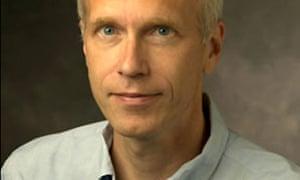 Chemistry Nobel prizewinner Brian Kobilka