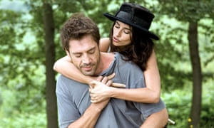 Javier Bardem and Penélope Cruz in Vicky Cristina Barcelona