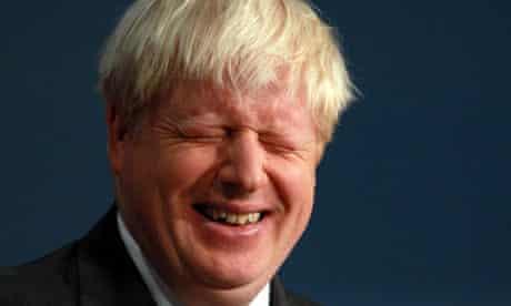 Boris Johnson Conservative Party Conference