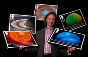 Space Science : Royal Mail new stamps
