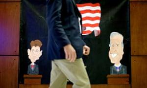 Biden and Ryan banner